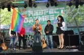 Respect Gaymes 2014, Eröffnung