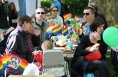 Respect Gaymes 2014, Village Regenbogenfamilienpicknick