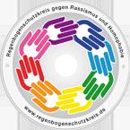 Logo des Regenbogenschutzkreises
