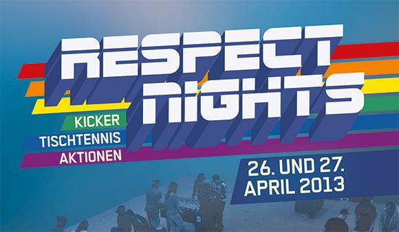 Respect Nights Motiv