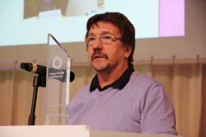Gerd Liesegang am Rednerpult