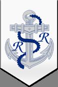 Anker, Logo Reederei Riedel